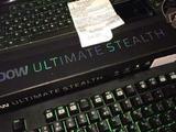 Razer Blackwindow ultimate stealth(почти новый), бу