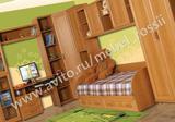 Стол письменный дн31 с ящиками